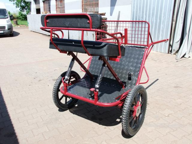 Exercise Cart (TR20) 15-16.2hh. From £1604