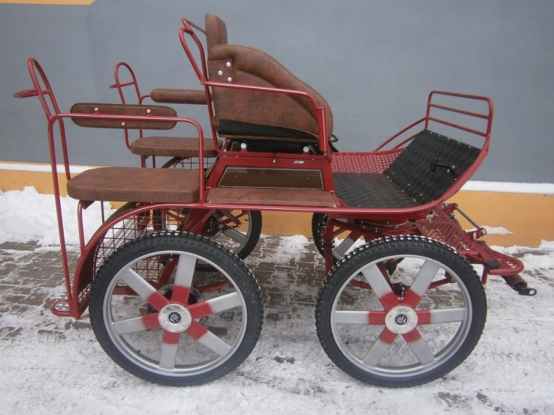Horse Pairs (HL2) Three Phase Marathon Carriage £3384 14.2-16.2hh