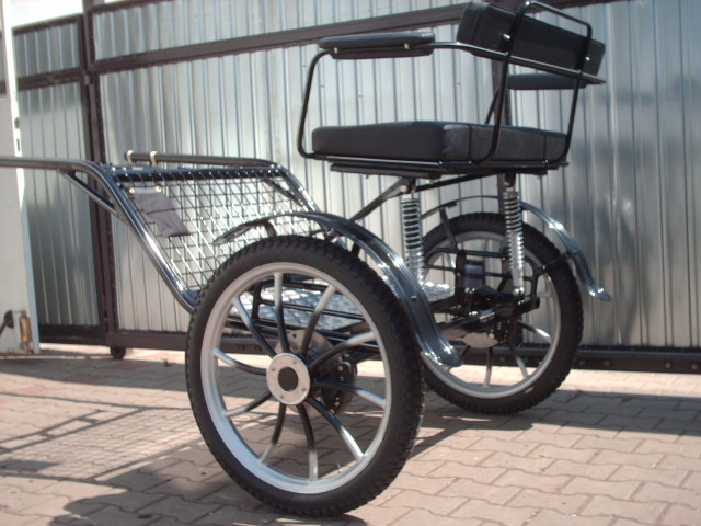 Exercise Cart CRL1. 13-15.1hh. From £1605