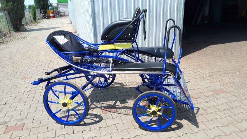 SAVE £502 New Hanna Pony Single Marathon 3 Phase Competition Carriage New £3490 (Normally £3909)+ VAT