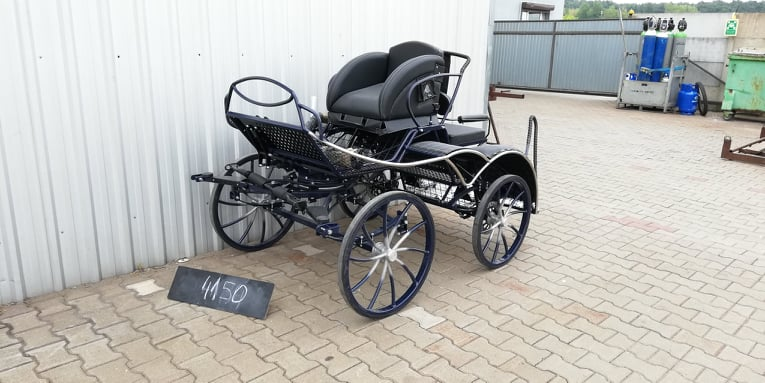 SAVE £640. New Fox 4 Freedom. 3 Phase Competition Carriage. £3647 (Normally £4182)+ VAT. Free delivery mainland UK